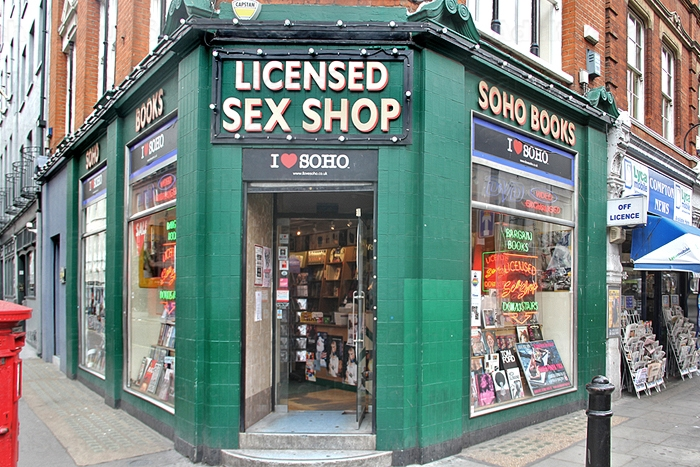 uk sex shops
