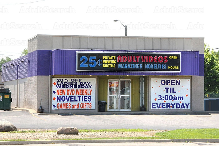 Adult store indianapolis in