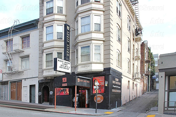 sex stores in san francisco