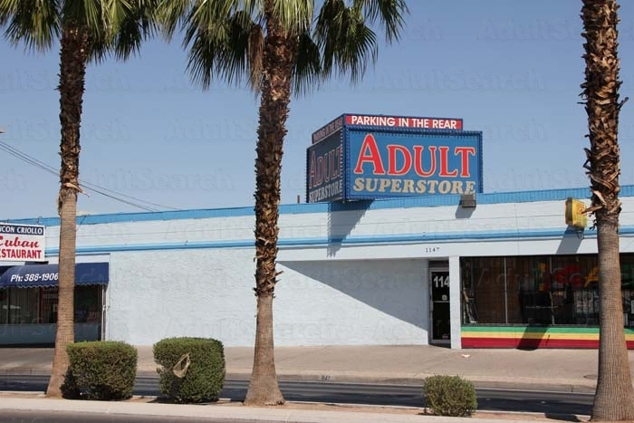 adult superstore vegas