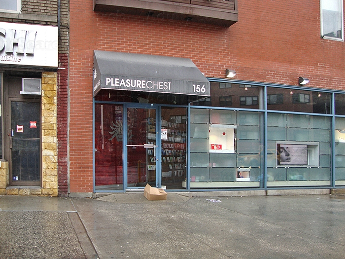 pleasure chest store