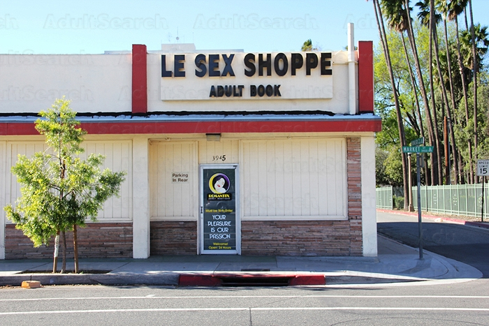Adult sex shop in inland empire