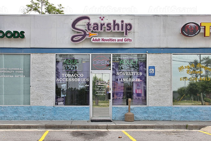 Starship Adult Video Georgia 89