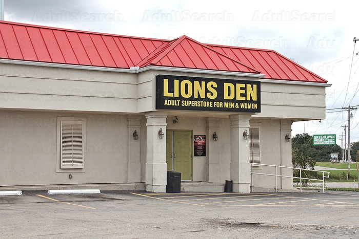 Opinion you adult den lion store toy