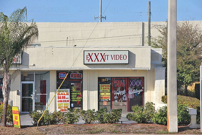 Florida Adult Video Stores 58