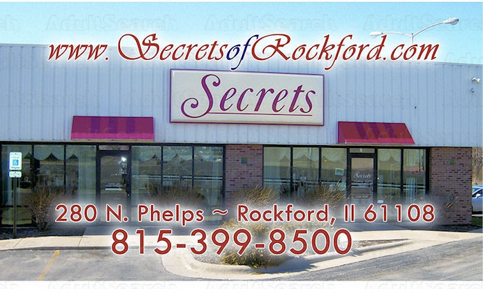Secrets Sex Store In Rockford Il 90