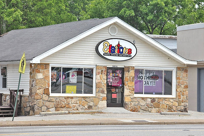 Chattanooga tennessee sex clubs