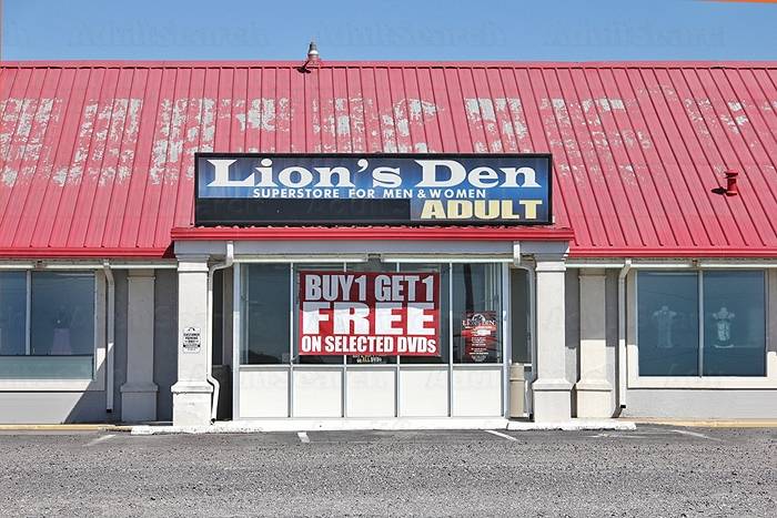 Lion s den adult store