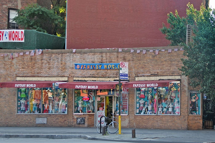 fantasy world adult bookstore asheville