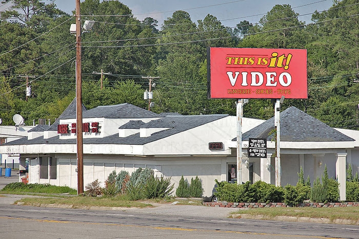 columbia sc adult video stores