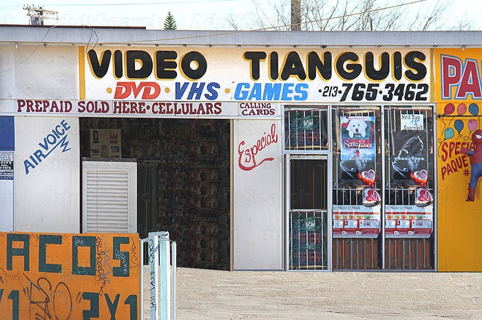 adult store in los angeles
