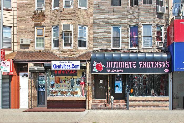 adult sex shop in brooklyn