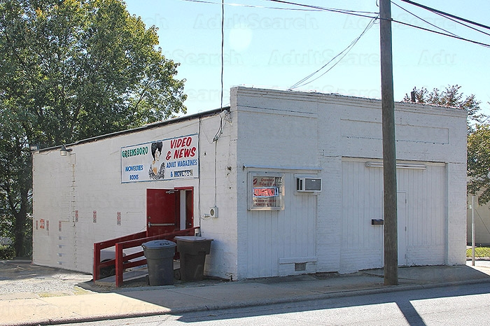 sex store greensboro nc