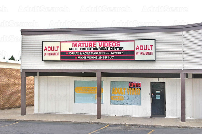 ohio Adult store in