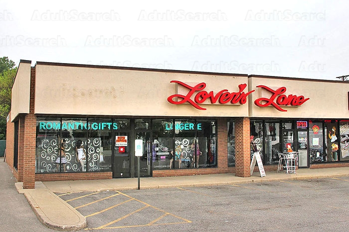 lovers lane adult store