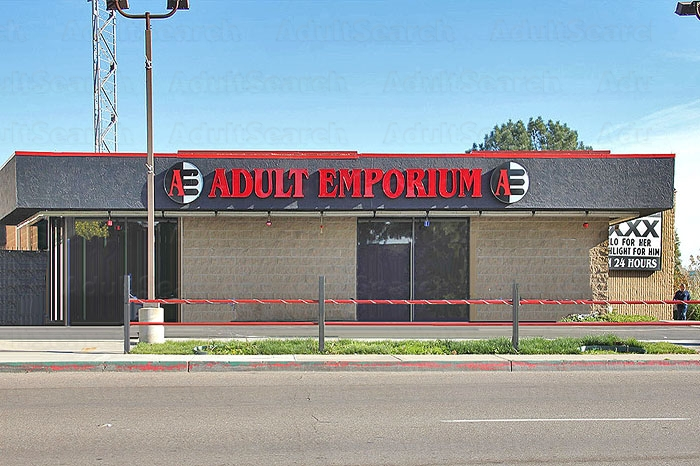 For 24 hour adult toy stores that