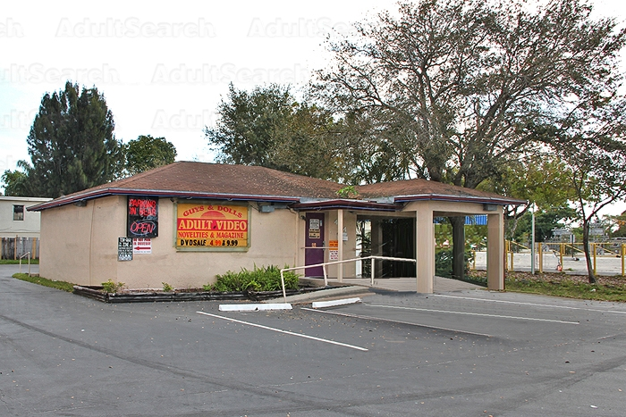 West palm beach adult store
