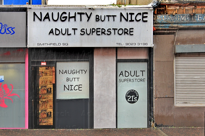 belfast in sex shops