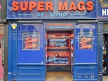 Super Mags of Soho
