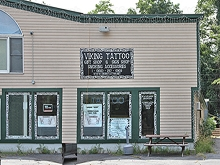 Viking Tattoo & Valhalla Gift Shop