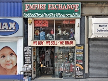 Empire Exchange Bookstore
