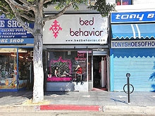 Bed Behavior Boutique