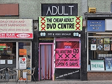 The Cheap Adult DVD Centre