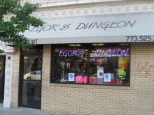 Egor's Dungeon