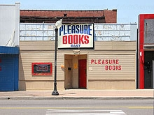 Pleasure Books East