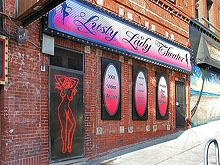 Lusty Lady Theater & Video Arcade