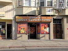 Cory's Adult Superstore
