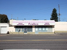 Frolic's Adult Superstore