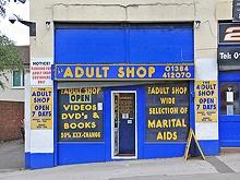 The Adult Shop