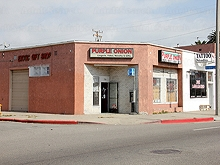 Purple Onion Adult Video Shop