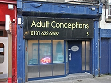 Adult Conceptions / ex. Leather & Lace