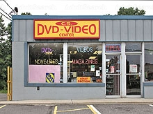 CS DVD Video center