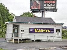 Tammy's Adult Bookstore