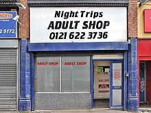 Night Trips, Adult Shop