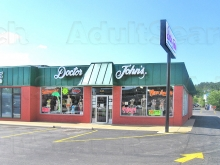 Things, Spankys adult store