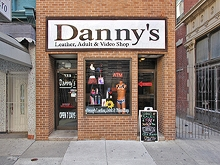 Danny's Adam & Eve Adult Store