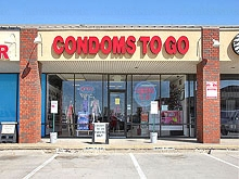 Condoms To Go