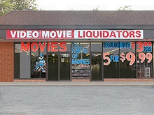Video Movie Liquidators