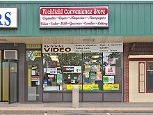 Richfield Video Cigars & Magazines
