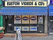 Euston Video & CD's