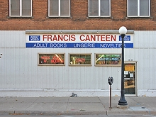 Francis Canteen Adult Center