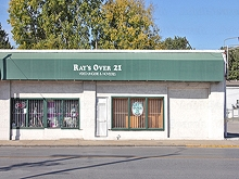 Ray's Over 21 Adult Store