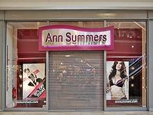 Ann Summers - BULLRING