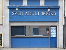 Sven Adult Books, Private Shop