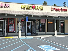 Idea very Spankys adult store possible