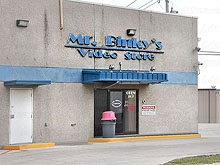 Mr. Binky's Video Store